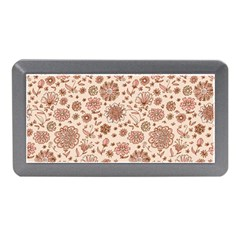 Retro Sketchy Floral Patterns Memory Card Reader (mini) by TastefulDesigns