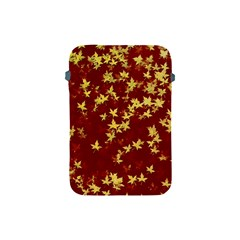 Background Design Leaves Pattern Apple Ipad Mini Protective Soft Cases