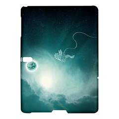 Astronaut Space Travel Gravity Samsung Galaxy Tab S (10 5 ) Hardshell Case  by Simbadda