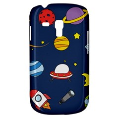 Space Background Design Galaxy S3 Mini by Simbadda
