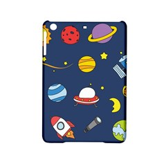 Space Background Design Ipad Mini 2 Hardshell Cases