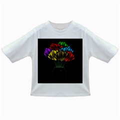 Flowers Painting Still Life Plant Infant/toddler T Shirts by Simbadda