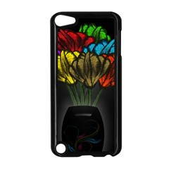 Flowers Painting Still Life Plant Apple Ipod Touch 5 Case (black)