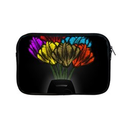Flowers Painting Still Life Plant Apple Macbook Pro 13  Zipper Case by Simbadda