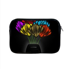 Flowers Painting Still Life Plant Apple Macbook Pro 15  Zipper Case
