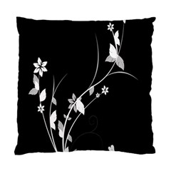 Plant Flora Flowers Composition Standard Cushion Case (one Side) by Simbadda