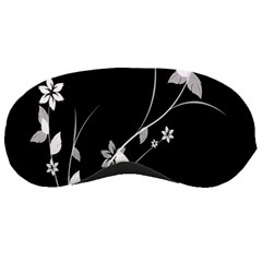 Plant Flora Flowers Composition Sleeping Masks