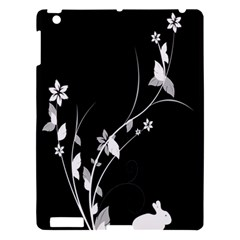Plant Flora Flowers Composition Apple Ipad 3/4 Hardshell Case by Simbadda