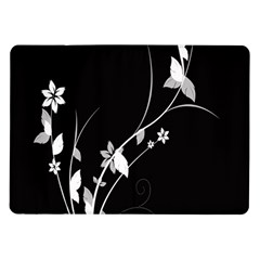 Plant Flora Flowers Composition Samsung Galaxy Tab 10 1  P7500 Flip Case by Simbadda