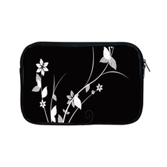 Plant Flora Flowers Composition Apple Ipad Mini Zipper Cases by Simbadda