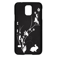 Plant Flora Flowers Composition Samsung Galaxy S5 Case (black) by Simbadda