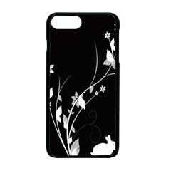 Plant Flora Flowers Composition Apple Iphone 7 Plus Seamless Case (black) by Simbadda