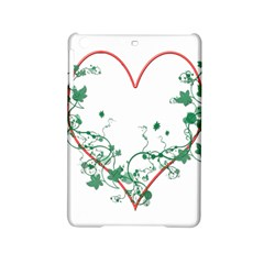 Heart Ranke Nature Romance Plant Ipad Mini 2 Hardshell Cases by Simbadda