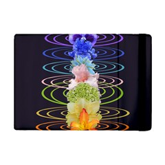 Chakra Spiritual Flower Energy Ipad Mini 2 Flip Cases by Simbadda