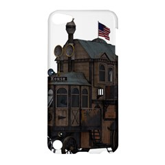 Steampunk Lock Fantasy Home Apple Ipod Touch 5 Hardshell Case by Simbadda