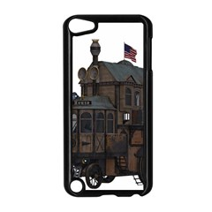 Steampunk Lock Fantasy Home Apple Ipod Touch 5 Case (black)