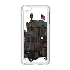 Steampunk Lock Fantasy Home Apple Ipod Touch 5 Case (white)