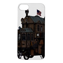 Steampunk Lock Fantasy Home Apple Iphone 5s/ Se Hardshell Case by Simbadda