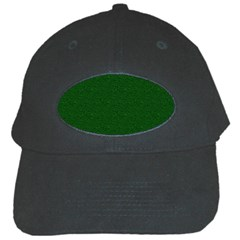 Texture Green Rush Easter Black Cap