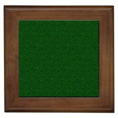 Texture Green Rush Easter Framed Tiles