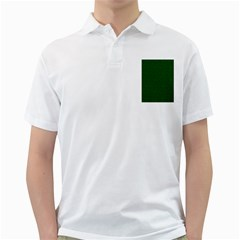 Texture Green Rush Easter Golf Shirts