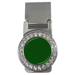 Texture Green Rush Easter Money Clips (CZ)