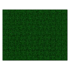 Texture Green Rush Easter Rectangular Jigsaw Puzzl