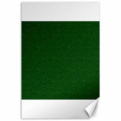 Texture Green Rush Easter Canvas 24  x 36