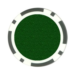 Texture Green Rush Easter Poker Chip Card Guard