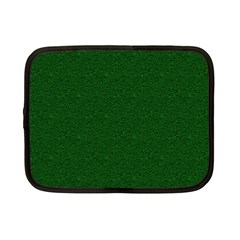 Texture Green Rush Easter Netbook Case (Small)
