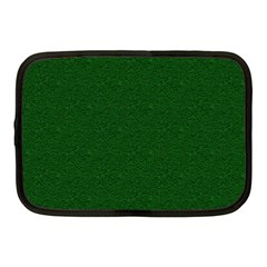 Texture Green Rush Easter Netbook Case (Medium)