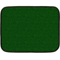 Texture Green Rush Easter Fleece Blanket (Mini)
