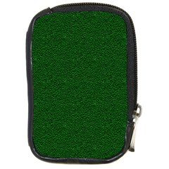 Texture Green Rush Easter Compact Camera Cases