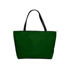 Texture Green Rush Easter Shoulder Handbags