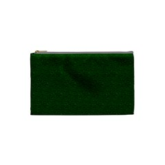 Texture Green Rush Easter Cosmetic Bag (Small)