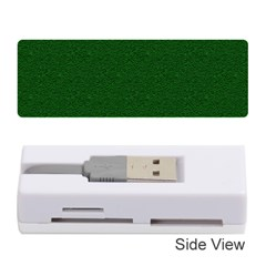 Texture Green Rush Easter Memory Card Reader (Stick)