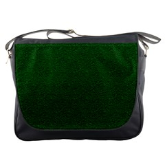 Texture Green Rush Easter Messenger Bags