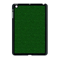 Texture Green Rush Easter Apple Ipad Mini Case (black) by Simbadda