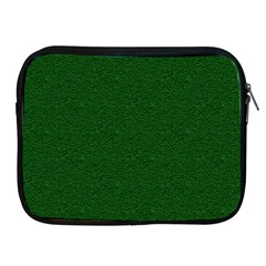 Texture Green Rush Easter Apple iPad 2/3/4 Zipper Cases