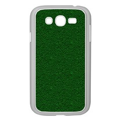 Texture Green Rush Easter Samsung Galaxy Grand DUOS I9082 Case (White)