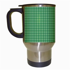 Green1 Travel Mugs (white) by PhotoNOLA