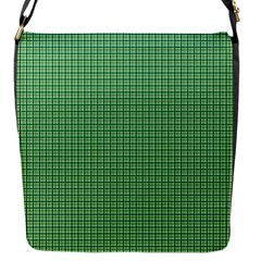 Green1 Flap Messenger Bag (s)