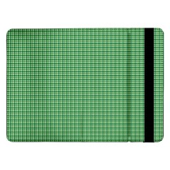 Green1 Samsung Galaxy Tab Pro 12 2  Flip Case by PhotoNOLA