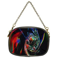 Abstraction Dive From Inside Chain Purses (one Side)  by Simbadda