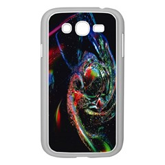 Abstraction Dive From Inside Samsung Galaxy Grand Duos I9082 Case (white) by Simbadda