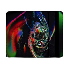 Abstraction Dive From Inside Samsung Galaxy Tab Pro 8 4  Flip Case by Simbadda