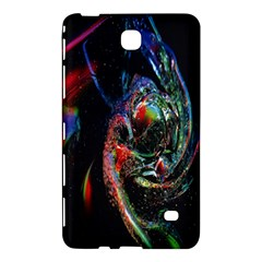 Abstraction Dive From Inside Samsung Galaxy Tab 4 (8 ) Hardshell Case  by Simbadda