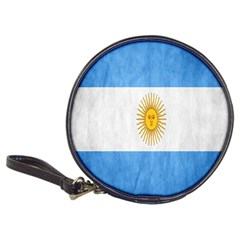 Argentina Texture Background Classic 20 Cd Wallets