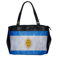 Argentina Texture Background Office Handbags