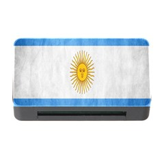 Argentina Texture Background Memory Card Reader With Cf by Simbadda